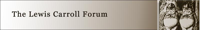 The Lewis Carroll Forum